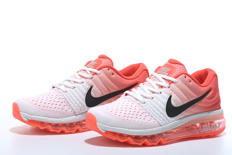 air max 2017 orange fluo