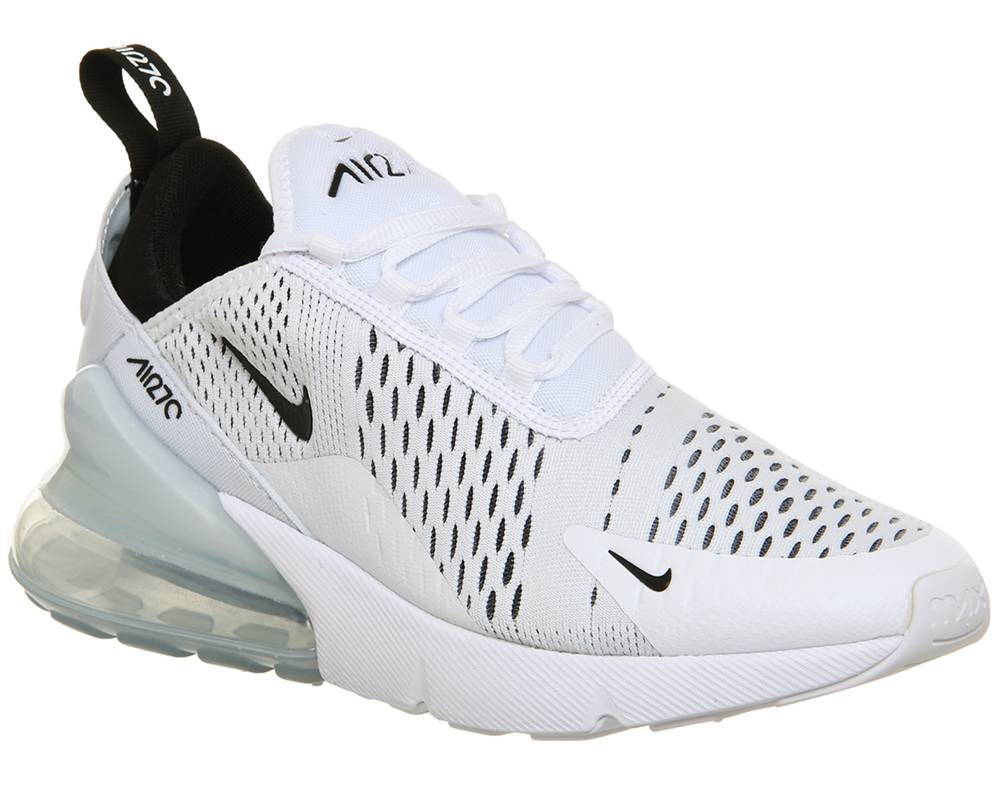 chaussure basket nike promo blanche