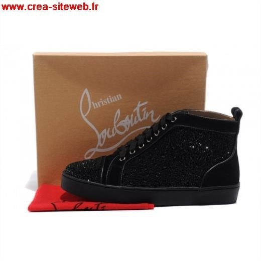 chaussure de marque pas cher louboutin
