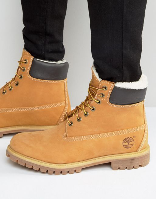 fausse timberland